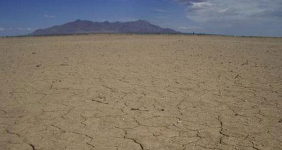 Terreno desértico original en Estados Unidos