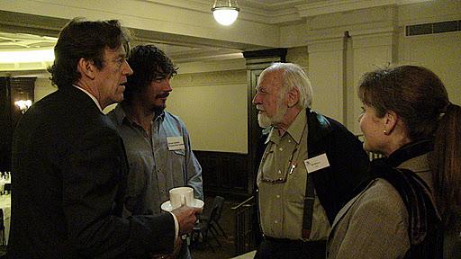 Bill Mollison, Darren Diherty & Geoff Lawton