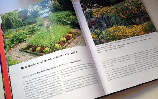Algunos jardines hortícolas