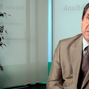 Joan Melé, Subdirector General de Triodos Bank