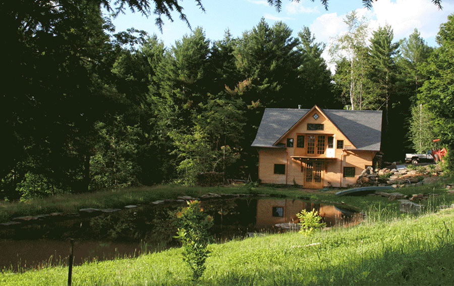 Calcular la distancia de un embalse para calentar una casa - Calentar la casa ...